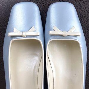 Coach Square Toe Ballerina Flat Bettina/ Size 7